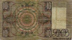 10 Gulden PAYS-BAS  1937 P.049 SPL