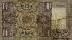 10 Gulden PAYS-BAS  1937 P.049 B+