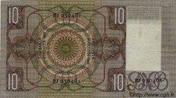 10 Gulden PAYS-BAS  1938 P.049 TB