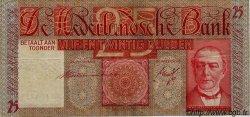 25 Gulden PAYS-BAS  1938 P.050 TB