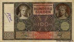 100 Gulden PAYS-BAS  1932 P.051a TB+