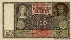 100 Gulden PAYS-BAS  1935 P.051a SUP+