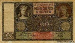 100 Gulden PAYS-BAS  1936 P.051a TB+