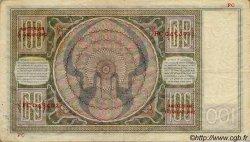 100 Gulden PAYS-BAS  1942 P.051c TTB