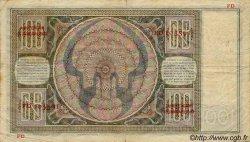 100 Gulden PAYS-BAS  1942 P.051c TB à TTB