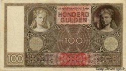 100 Gulden PAYS-BAS  1944 P.051c TTB