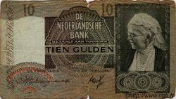 10 Gulden PAYS-BAS  1940 P.053 B