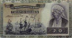 20 Gulden PAYS-BAS  1941 P.054 TTB