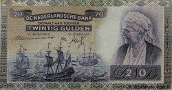 20 Gulden PAYS-BAS  1941 P.054 SUP