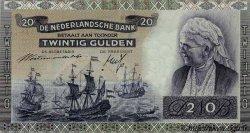 20 Gulden PAYS-BAS  1941 P.054 SPL