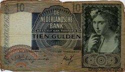 10 Gulden PAYS-BAS  1940 P.056a B