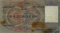 10 Gulden PAYS-BAS  1941 P.056b
