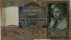 10 Gulden PAYS-BAS  1941 P.056b B