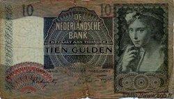 10 Gulden PAYS-BAS  1942 P.056b B