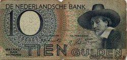 10 Gulden PAYS-BAS  1943 P.059 B
