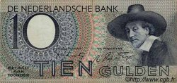 10 Gulden PAYS-BAS  1943 P.059 TTB+