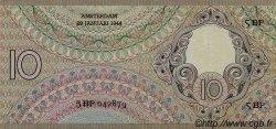 10 Gulden PAYS-BAS  1944 P.059 SUP