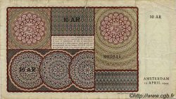 25 Gulden PAYS-BAS  1944 P.060 TB à TTB