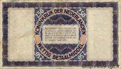 2,5 Gulden PAYS-BAS  1938 P.062 TTB