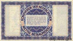 2,5 Gulden PAYS-BAS  1938 P.062 NEUF