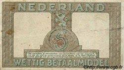 5 Gulden PAYS-BAS  1944 P.063 TTB