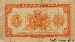 1 Gulden PAYS-BAS  1943 P.064 TB+