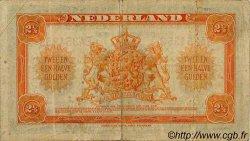 2,5 Gulden PAYS-BAS  1943 P.065 TTB