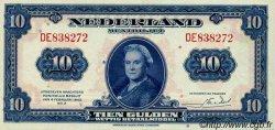 10 Gulden PAYS-BAS  1943 P.066 pr.NEUF