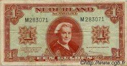 1 Gulden PAYS-BAS  1945 P.070 TB+