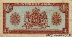 1 Gulden PAYS-BAS  1945 P.070 TTB