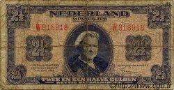 2,5 Gulden PAYS-BAS  1945 P.071 B