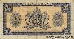 2,5 Gulden PAYS-BAS  1945 P.071 TB à TTB