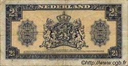 2,5 Gulden PAYS-BAS  1945 P.071 TB