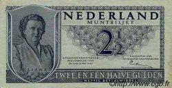 2,5 Gulden PAYS-BAS  1949 P.073 SUP