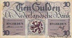 10 Gulden PAYS-BAS  1945 P.074 TTB+