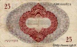 25 Gulden PAYS-BAS  1945 P.077 TB à TTB