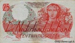 25 Gulden PAYS-BAS  1947 P.081 TTB