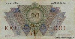 100 Gulden PAYS-BAS  1947 P.082 B à TB