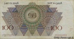 100 Gulden PAYS-BAS  1947 P.082 TTB