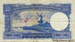 10 Gulden PAYS-BAS  1949 P.083 TB à TTB
