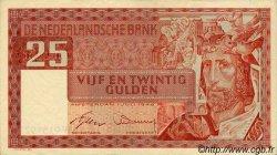 25 Gulden PAYS-BAS  1949 P.084 SUP