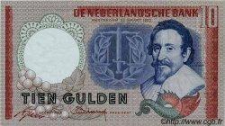 10 Gulden PAYS-BAS  1953 P.085 SUP+