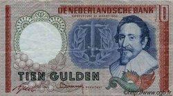 10 Gulden PAYS-BAS  1953 P.085 TB à TTB