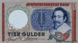 10 Gulden PAYS-BAS  1953 P.085 NEUF