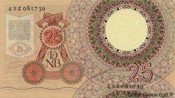 25 Gulden PAYS-BAS  1955 P.087 SPL