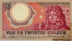 25 Gulden PAYS-BAS  1955 P.087 TB
