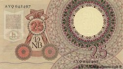 25 Gulden PAYS-BAS  1955 P.087 SUP+
