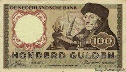100 Gulden PAYS-BAS  1953 P.088 TB+