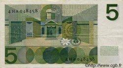 5 Gulden PAYS-BAS  1966 P.090a