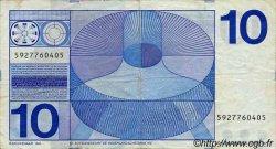 10 Gulden PAYS-BAS  1968 P.091b TTB